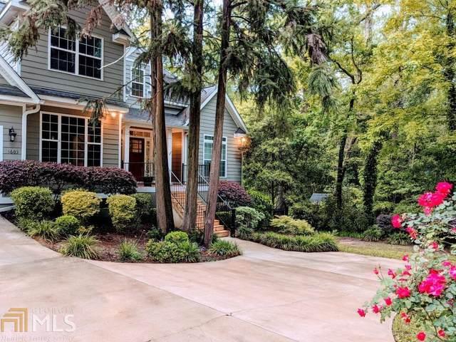 1603 E Clay St, Thomasville, GA 31792 (MLS #8962311) :: Athens Georgia Homes