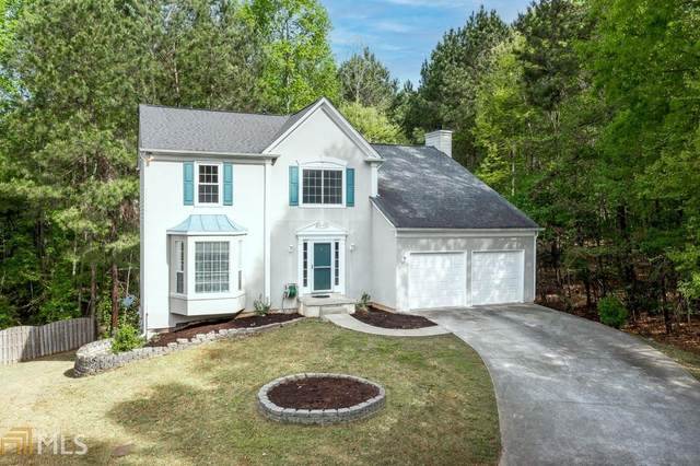 3752 Arnsdale Dr, Peachtree Corners, GA 30092 (MLS #8962340) :: The Ursula Group
