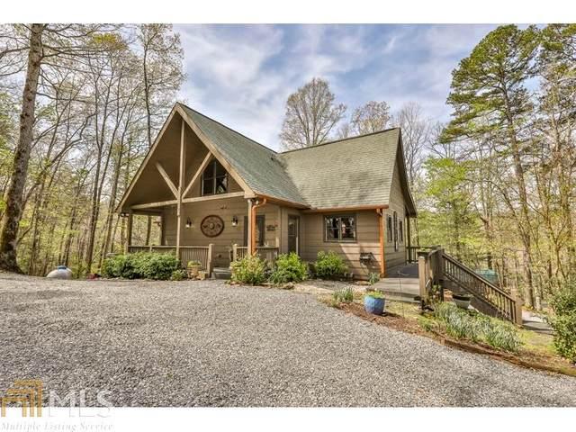 861 Faraday Drive, Ellijay, GA 30540 (MLS #8962342) :: RE/MAX Eagle Creek Realty