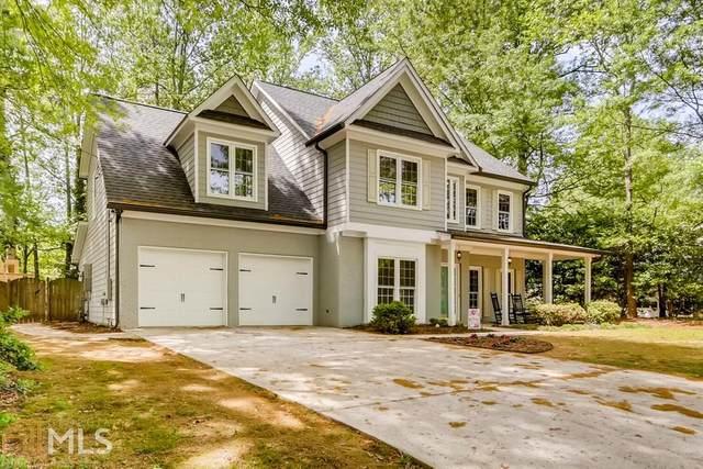 4080 Winding Valley Drive Se, Smyrna, GA 30082 (MLS #8962358) :: Athens Georgia Homes
