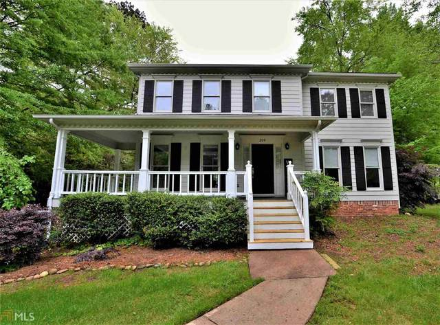 209 View Pointe Ln, Lagrange, GA 30241 (MLS #8962363) :: The Realty Queen & Team