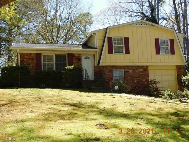 1101 N De Leon Dr, Clarkston, GA 30021 (MLS #8962402) :: Savannah Real Estate Experts