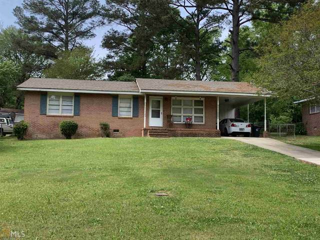 1710 Brookwood Cir, Milledgeville, GA 31061 (MLS #8962451) :: Team Reign