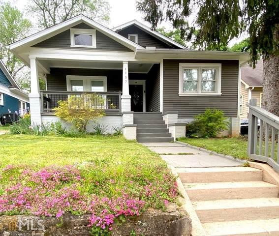 1157 Oakland Drive Sw, Atlanta, GA 30310 (MLS #8962515) :: Athens Georgia Homes