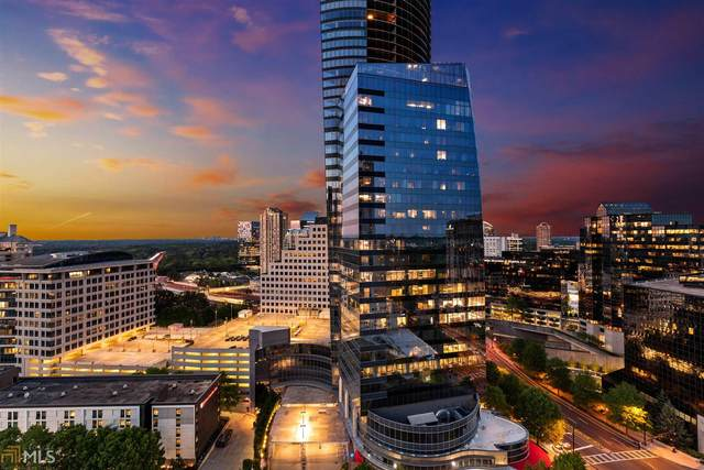 3324 Peachtree Rd #1917, Atlanta, GA 30326 (MLS #8962540) :: Michelle Humes Group