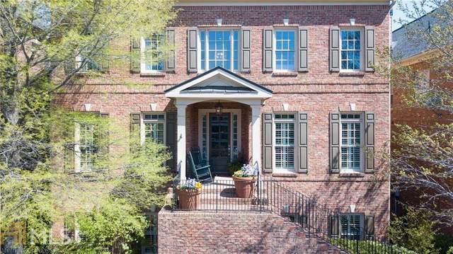 3533 Preserve Dr, Atlanta, GA 30339 (MLS #8962605) :: Athens Georgia Homes
