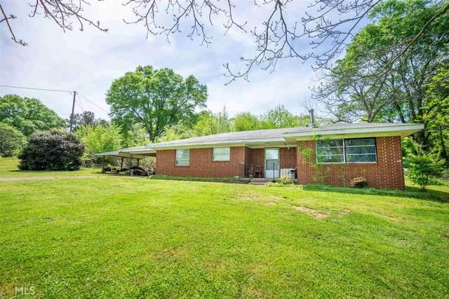 5541 Old Cornelia Highway, Lula, GA 30554 (MLS #8962645) :: The Durham Team