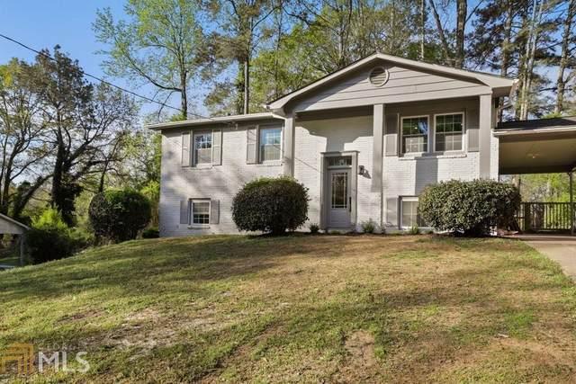 3758 Stamford Rd, Atlanta, GA 30331 (MLS #8962653) :: Houska Realty Group
