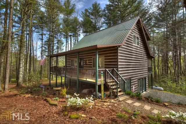 33 Cedar Valley Trl, Blue Ridge, GA 30513 (MLS #8962665) :: Savannah Real Estate Experts