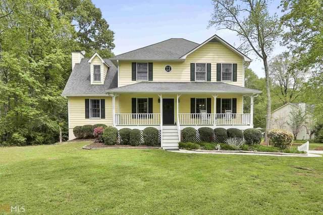 120 Windsor Dr., Fayetteville, GA 30215 (MLS #8962672) :: Athens Georgia Homes
