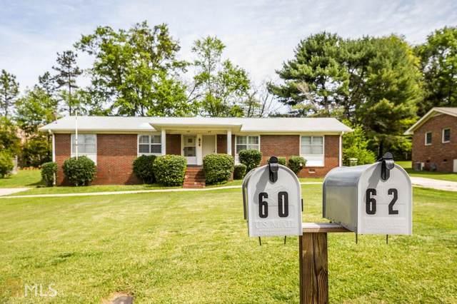 60 & 62 Sue Alice Lane, Carrollton, GA 30117 (MLS #8962708) :: Crest Realty