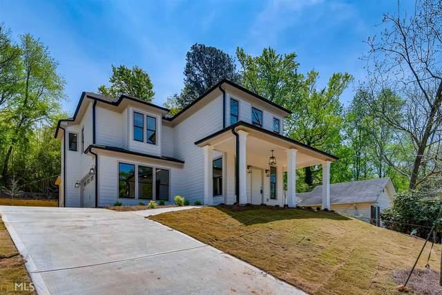 360 Lake Drive, Hapeville, GA 30354 (MLS #8962712) :: Keller Williams