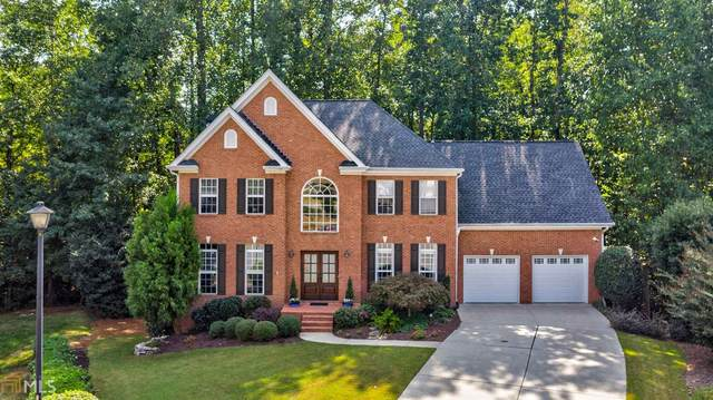 11100 Kimball Crest, Alpharetta, GA 30022 (MLS #8962788) :: Scott Fine Homes at Keller Williams First Atlanta