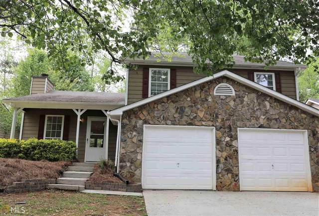 1235 Luther Way, Lawrenceville, GA 30043 (MLS #8962860) :: The Ursula Group