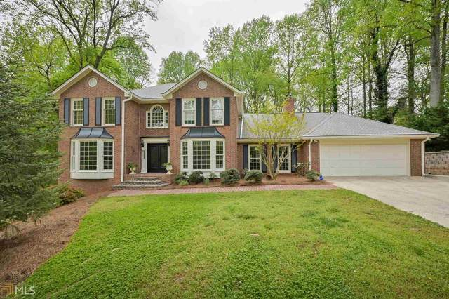 11930 Mountain Laurel, Roswell, GA 30075 (MLS #8962902) :: Scott Fine Homes at Keller Williams First Atlanta