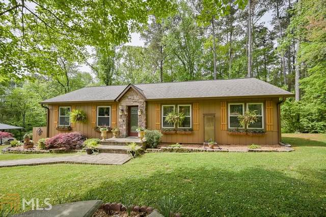 595 N Booth Road Nw, Kennesaw, GA 30144 (MLS #8962918) :: The Durham Team