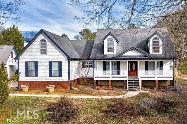 2156 Butler Bridge Rd, Covington, GA 30016 (MLS #8962931) :: Team Cozart