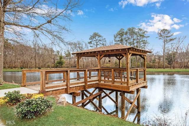 2100 Clairmont Lake #708, Decatur, GA 30033 (MLS #8962966) :: The Durham Team