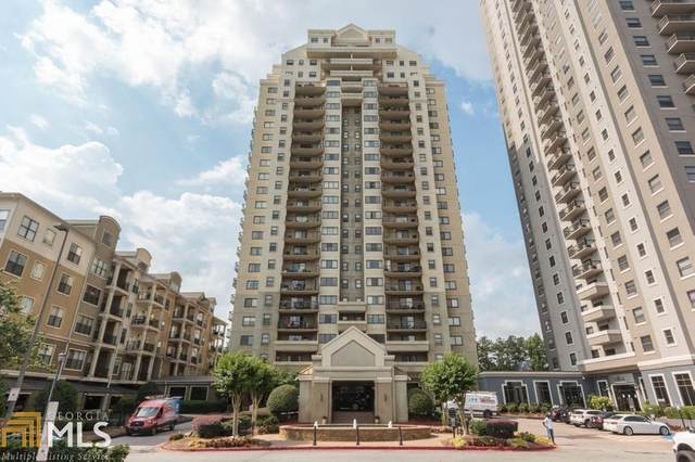 795 Hammond Dr #405, Atlanta, GA 30328 (MLS #8963003) :: Team Reign