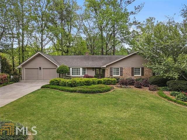 1401 Ragley Hall Rd, Brookhaven, GA 30319 (MLS #8963113) :: Savannah Real Estate Experts