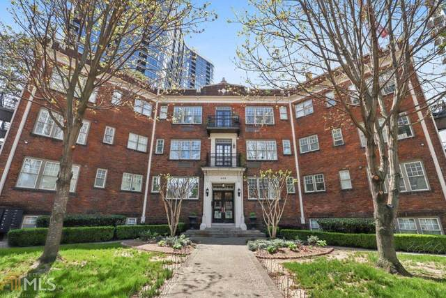 908 Juniper St #4, Atlanta, GA 30309 (MLS #8963127) :: The Atlanta Real Estate Group