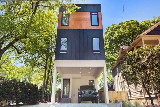 729 Kendall St, Atlanta, GA 30312 (MLS #8963139) :: Savannah Real Estate Experts