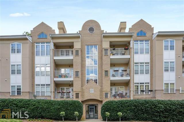 220 Renaissance Pkwy #2320, Atlanta, GA 30308 (MLS #8963163) :: The Atlanta Real Estate Group