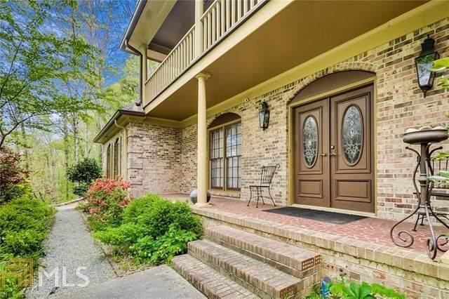 6535 Riverside Dr, Sandy Springs, GA 30328 (MLS #8963236) :: Amy & Company | Southside Realtors