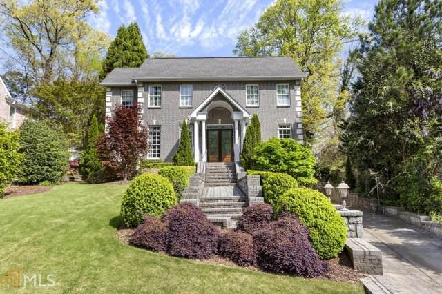 876 Berkshire Rd, Atlanta, GA 30324 (MLS #8963245) :: The Atlanta Real Estate Group