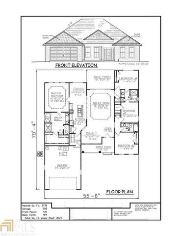 106 Pomegranate Street, Kingsland, GA 31548 (MLS #8963247) :: Amy & Company | Southside Realtors