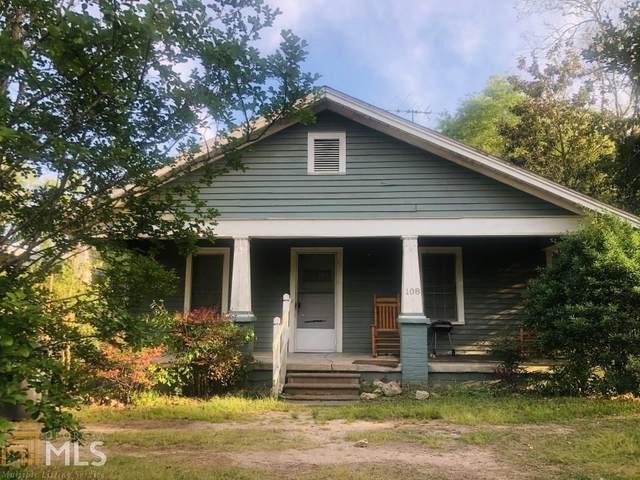 108 Hollingshead Ave, Milledgeville, GA 31061 (MLS #8963255) :: Savannah Real Estate Experts