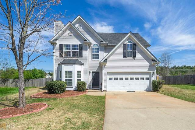 404 Mount Laurel Drive #28, Dallas, GA 30132 (MLS #8963264) :: Amy & Company | Southside Realtors