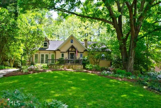 479 Danube Rd, Atlanta, GA 30342 (MLS #8963293) :: The Atlanta Real Estate Group