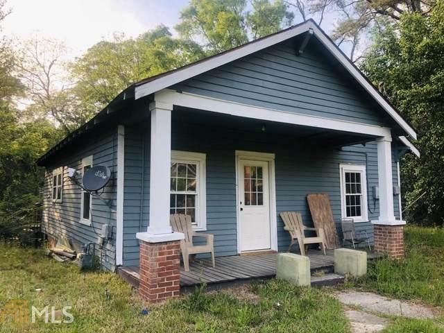 2235 Irwinton Rd, Milledgeville, GA 31061 (MLS #8963327) :: Savannah Real Estate Experts