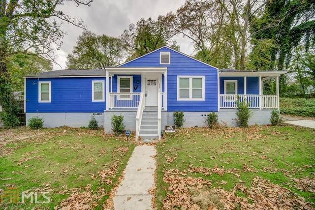 1333 Campbellton Road Sw, Atlanta, GA 30310 (MLS #8963429) :: The Atlanta Real Estate Group