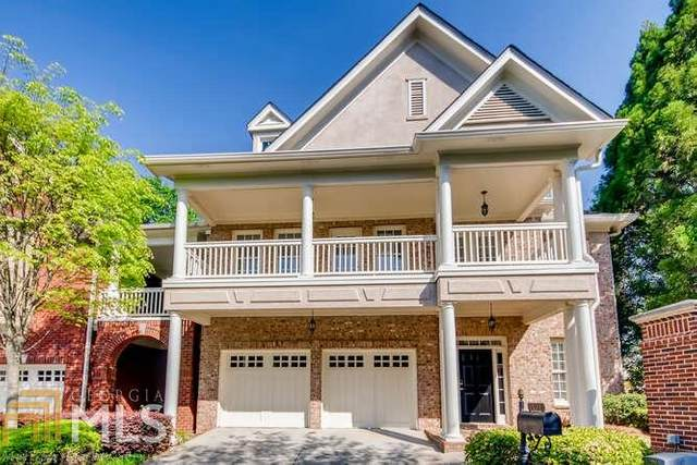 1201 Village Terrace Crt, Dunwoody, GA 30338 (MLS #8963437) :: The Atlanta Real Estate Group