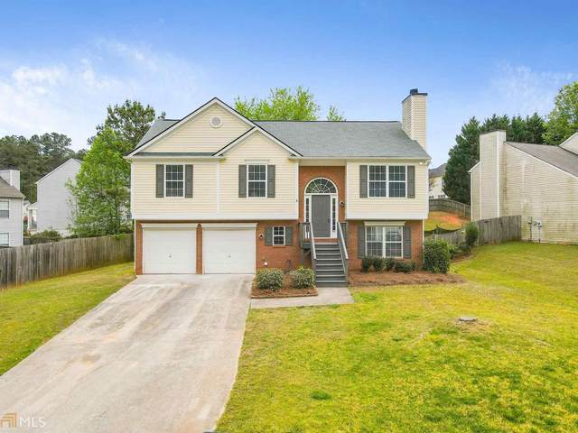 443 NW Darter Drive, Kennesaw, GA 30144 (MLS #8963489) :: The Atlanta Real Estate Group