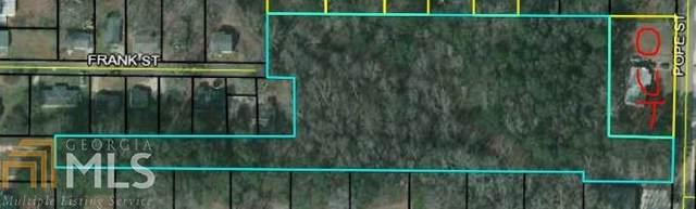 0 Pope St 4.119+/- Acres, Newnan, GA 30263 (MLS #8963491) :: Rettro Group