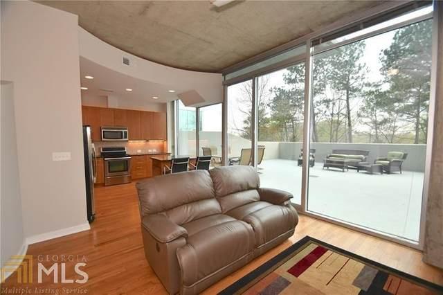 3300 Windy Ridge Pkwy #507, Atlanta, GA 30339 (MLS #8963516) :: The Atlanta Real Estate Group