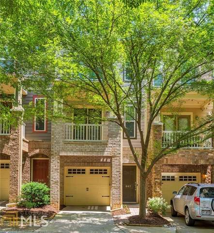 847 Commonwealth Avenue Se, Atlanta, GA 30312 (MLS #8963518) :: The Atlanta Real Estate Group