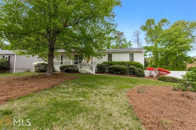 3481 Winfair Place, Marietta, GA 30062 (MLS #8963523) :: The Atlanta Real Estate Group
