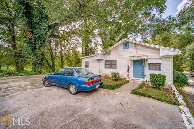 1376 West Avenue, Atlanta, GA 30318 (MLS #8963534) :: The Atlanta Real Estate Group