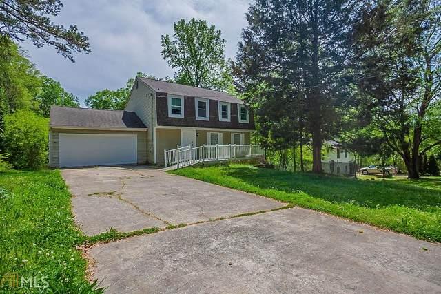 115 Kings Ridge, Peachtree City, GA 30269 (MLS #8963555) :: The Atlanta Real Estate Group
