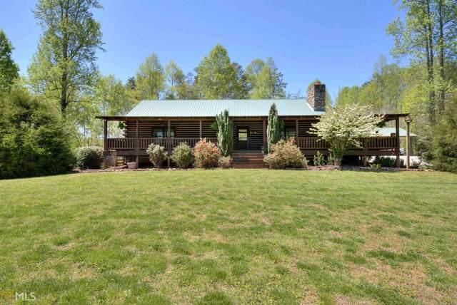 585 Caldwell Drive, Cleveland, GA 30528 (MLS #8963608) :: Amy & Company   Southside Realtors