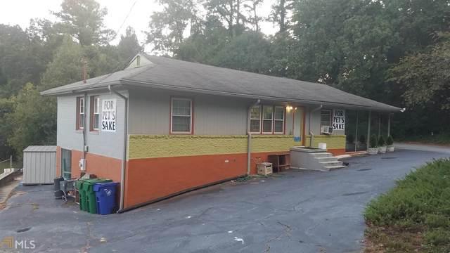 3761 N Druid Hills Rd, Decatur, GA 30033 (MLS #8963661) :: AF Realty Group