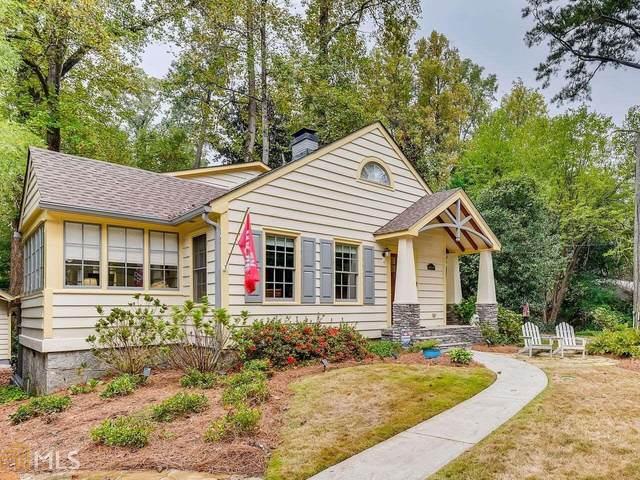 1170 Rosedale Rd, Atlanta, GA 30306 (MLS #8963668) :: Savannah Real Estate Experts