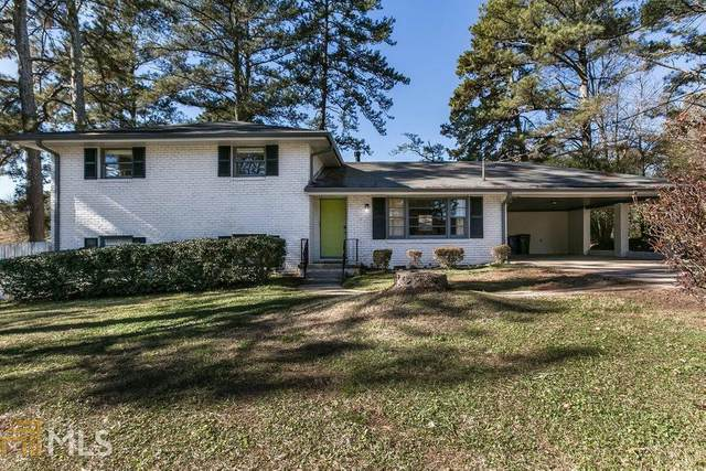 2279 Columbia Dr, Decatur, GA 30032 (MLS #8963830) :: Crown Realty Group