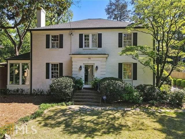 193 Bolling Rd, Atlanta, GA 30305 (MLS #8964079) :: Savannah Real Estate Experts