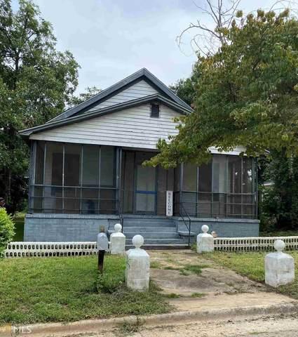 16 Curry St, Augusta, GA 30904 (MLS #8964244) :: Savannah Real Estate Experts