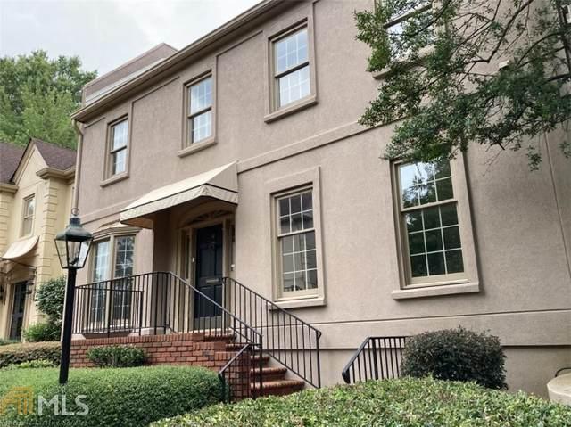 2525 NE Peachtree Rd #12, Atlanta, GA 30305 (MLS #8964282) :: RE/MAX Eagle Creek Realty